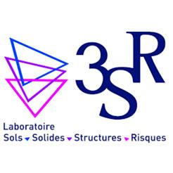 Logo Laboratoire 3SR