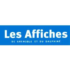 logo Les Affiches de Grenoble et du Dauphiné