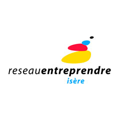 Logo Reseau Entreprendre Isere
